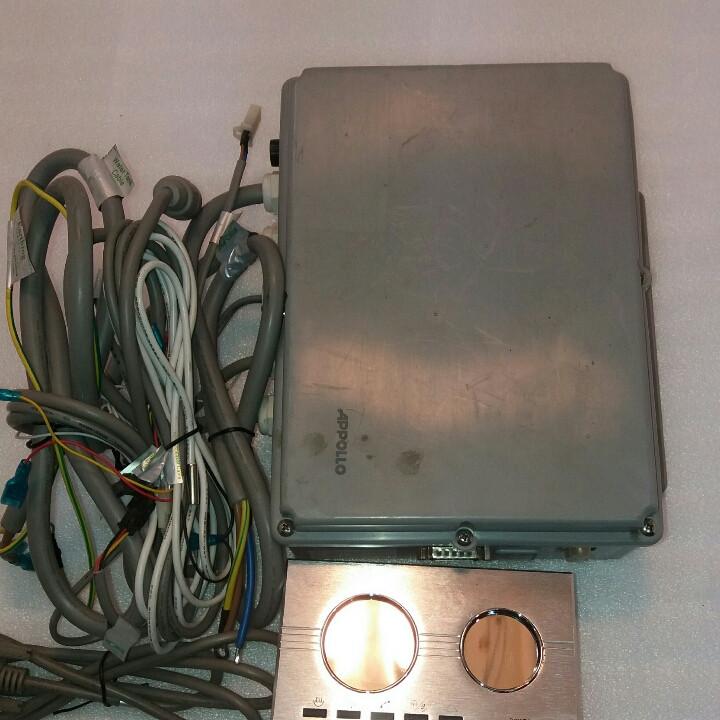 Блок управления F8 I. 6 Пульт управления F8 I