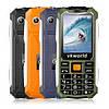 Противоударный VKworld Stone V3S deep 2 сим, 2,4 дюйма, 2200 мА\ч, защита IP67