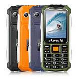 Противоударный VKworld Stone V3S deep 2 сим, 2,4 дюйма, 2200 мА\ч, фото 3