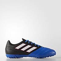 Футбольные бутсы (сороконожки) Adidas ACE 17.4 TF BB1774 - 2017