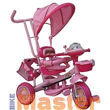 Триколісний велосипед Azimut Princess
