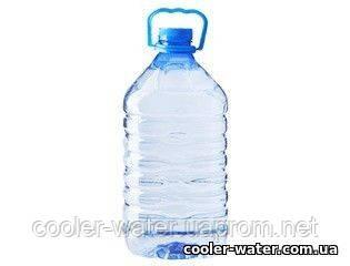 Бутыль для воды ПЭТ 10л. с ручкой и крышкой