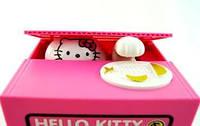 Копилка Котик-воришка Hello Kitty (Хелло Китти), money b