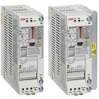 Частотный преобразователь ABB ACS55-01E-04A3-2 1ф 0,75 кВт