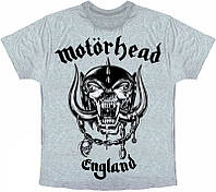 Рок футболка Motorhead England