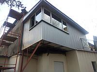 Балконы под ключ любой сложности
