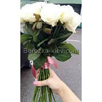 Букет из белых роз 23 шт.