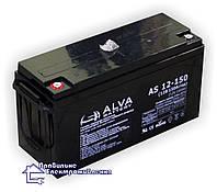 Гелевий акумулятор Alva AS 12-150 (12 В 150 А*год), фото 1