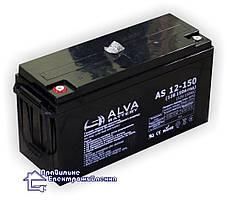 Гелевий акумулятор Alva AS 12-150 (12 В 150 А*год)