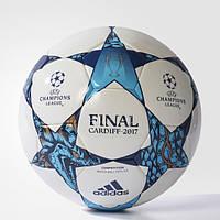 Футбольный мяч Адидас FINALE CARDIFF COMPETITION AZ5201- 2017