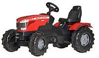 Трактор педальный Rolly Toys 601158 (3-10)