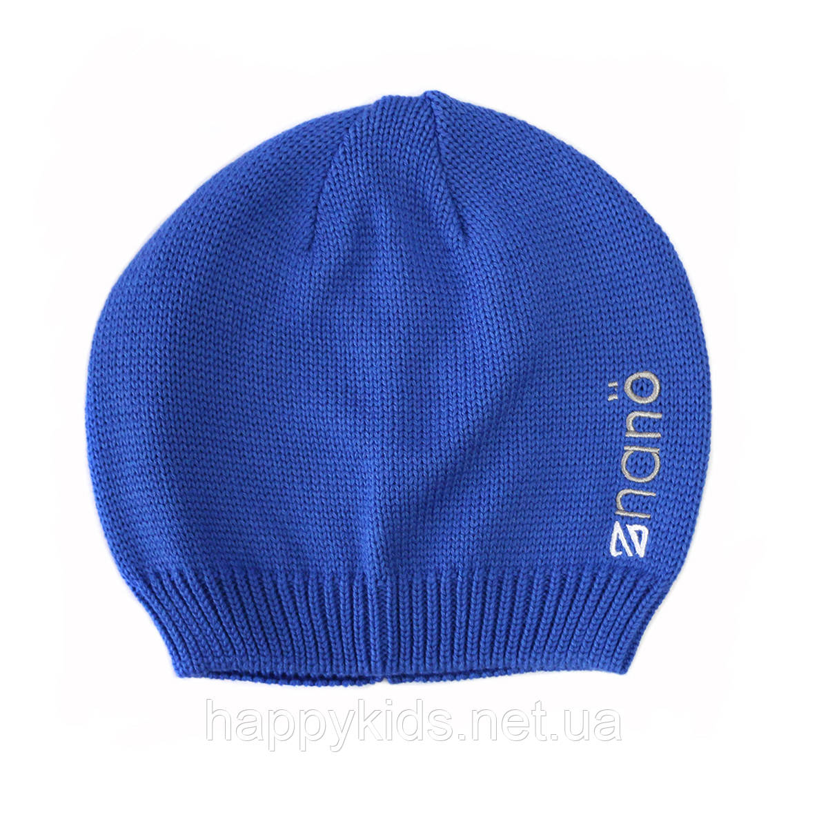 Демисезонная шапка  для мальчика  NANO 200 BTUT S17 Classical. Р-р  2/4х - 7/12.