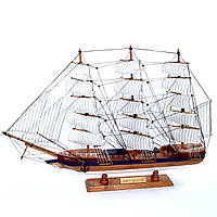 Модель парусника из дерева Simon Bolivar 70 см HQ-70D