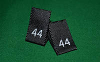 44 размер (черная)