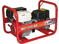 Honda AGT WAGT 220 DC HSВ генератор зварювальний на 6,5 кВа