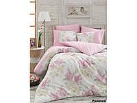 Комплект постельного белья Arya Alacati (розовый) 1,5 - спальный