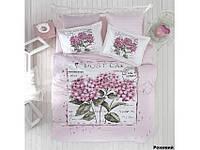 Комплект постельного белья Arya Dior (розовый) 1,5 - спальный