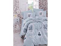 Комплект постельного белья Arya Majesty (голубой) 1,5 - спальный