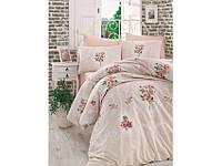 Комплект постельного белья Arya Majesty (кремовый) 1,5 - спальный