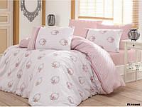 Комплект постельного белья Arya Miranda (липовый) 1,5 - спальный