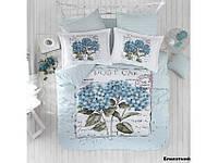 Комплект постельного белья Arya Dior (голубой) 2 - спальный