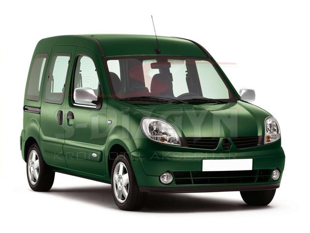 Renault Kangoo (Рено Канго)1998-2008