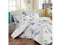 Комплект постельного белья Arya Jasmine (голубой) 2 - спальный