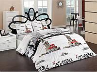 Комплект постельного белья Arya Istanbul (серый) 2 - спальный