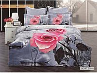 Комплект постельного белья 3D Arya Snowy Sawan 1,5 - спальный