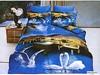 Комплект постельного белья 3D Arya Maldives 1,5 - спальный