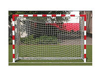 Ворота для минифутбола или гандбола 3000х2000 стальные передвижные на колесах (разборные)