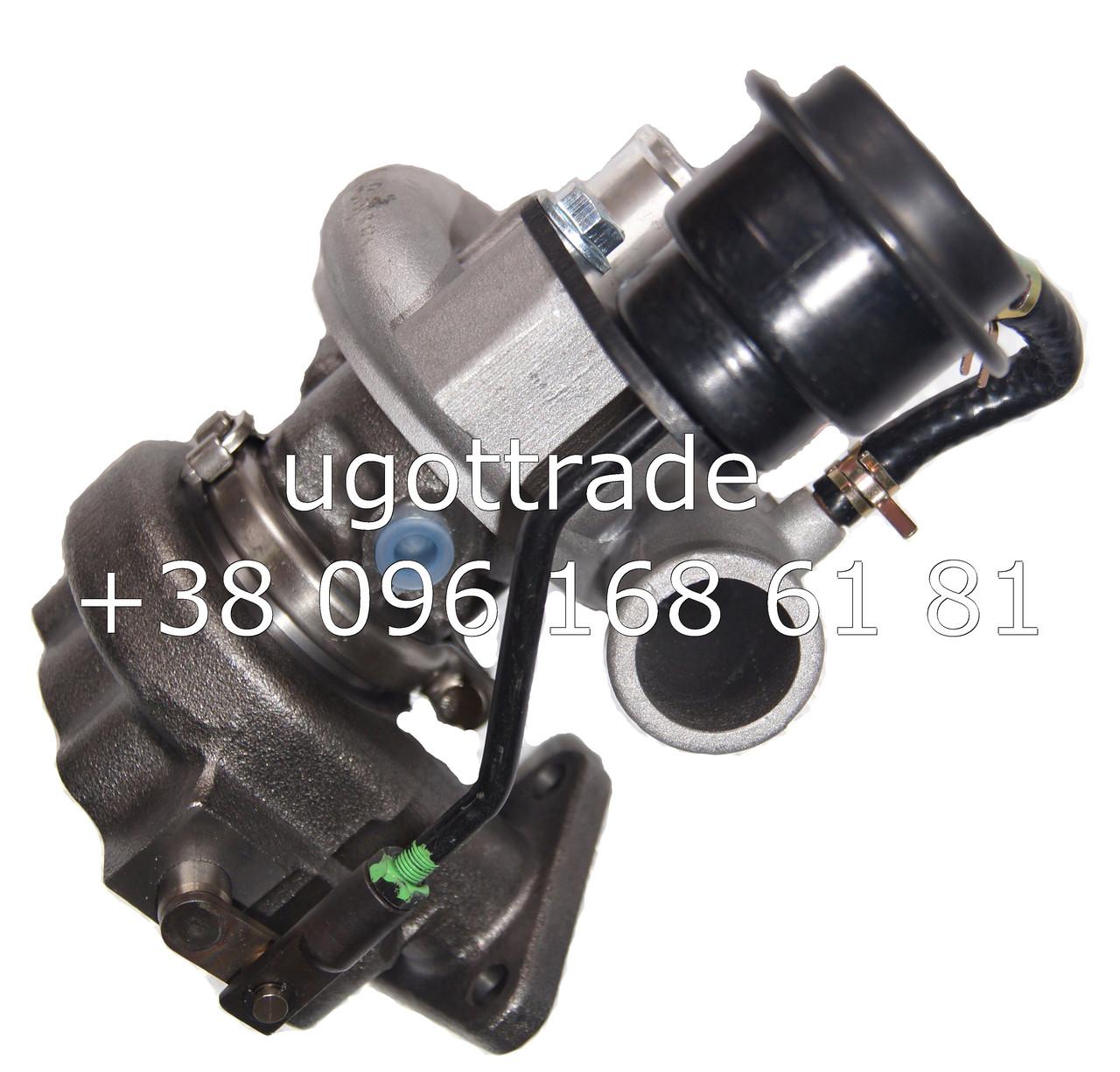 Турбокомпрессор TD025M-03-9T Mitsubishi, Hyundai Accent, Getz, Matrix 1.5 CRDI