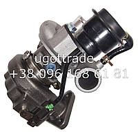 Турбокомпрессор TD025M-03-9T Mitsubishi, Hyundai Accent, Getz, Matrix 1.5 CRDI, фото 1