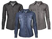 Рубашка джинсовая Германия р. 46-48