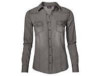 Рубашка джинсовая женская р.46-48 (42 евро) ESMARA® Германия