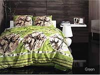 Комплект постельного белья Arya Zen (зелёный) 1,5 - спальный