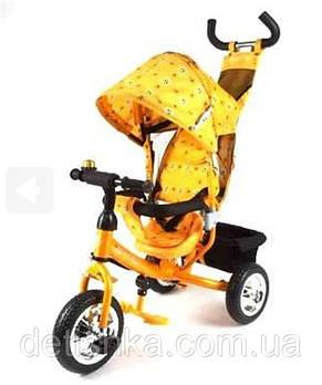 Трехколесный велосипед Azimut Trike, фото 2