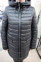 Куртка демисезонная CLASNA CW17С-098 .ЧЕРНЫЙ