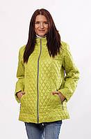 Демисезонная стеганная куртка 30-72 рр, фото 1