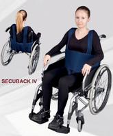 Стабилизатор в инвалидном кресле Athenax SECUBACK IV