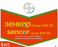 """Зенкор Ликвид (5л.) гербицид от """"Bayer"""""""