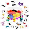 Детский конструктор пушистые шарики Bumchems, 400+ шт., фото 3
