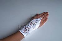 Детские перчатки под платье 0041