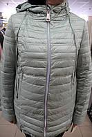 Куртка демисезонная CLASNA CW17С-063 . МЯТА