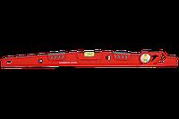 Kapro Shark 600 мм. Уровень строительный с системой Plumb Site