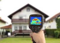 Тепловизионная съёмка (энергоэффективность)