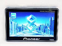 "5"" Pioneer V850 HD  GPS навигатор с видеорегистратором , фото 1"