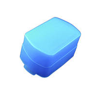 Рассеиватель диффузор Canon 580EX YN560 565 синий