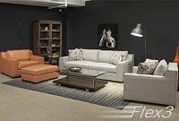 Мягкая мебель MAGNUSSEN U3635- 25-093