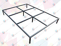 Рамка цельносварная для двуспальной кровати 2000*1800 мм